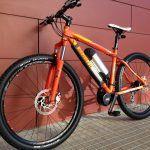 motores central bicicletas