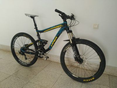 Mtb doble suspension 27 5