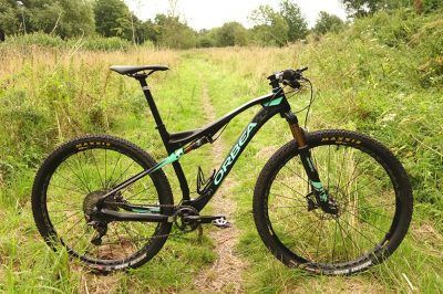 Orbea doble suspension 29