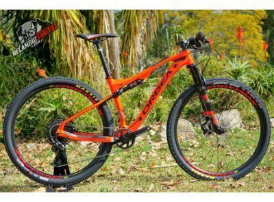 Orbea doble suspension