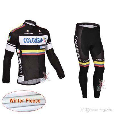 Pantalones ciclismo invierno