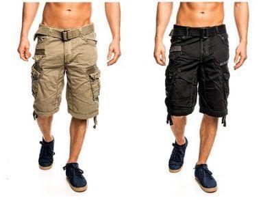 Pantalones cortos cargo