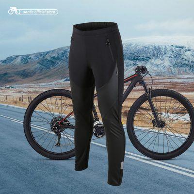 Pantalones largo ciclismo hombre