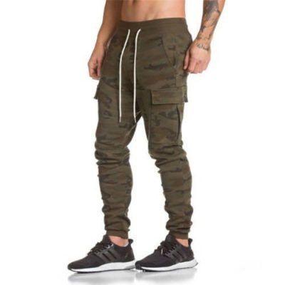 Pantalones largos hombre