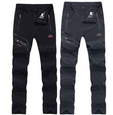 Pantalones montaña impermeables transpirable