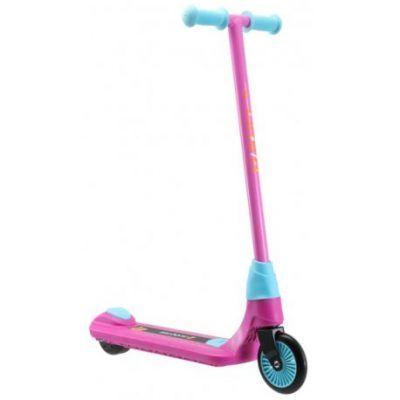 Patinetes eléctricos 2 ruedas rosa