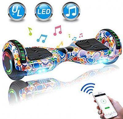 Patinetes eléctricos niños hoverboard