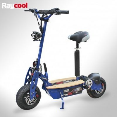 Patinetes raycool brushless 1900w deluxe