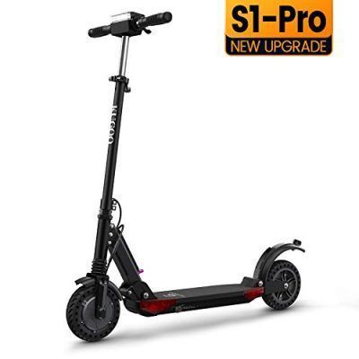Patinetes scooter 8.0 negro acbk