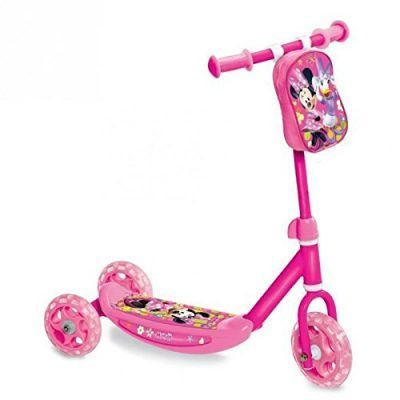 Patinetes scooter minnie