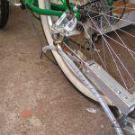 piezas para remolques de bicis