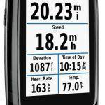 pulsómetros para bicicletas de montaña