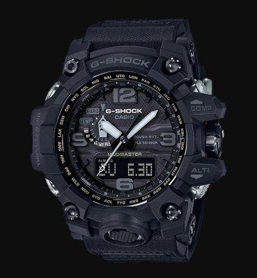 Relojes casio g shock gwg 1000