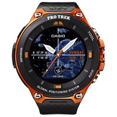 Relojes casio protrek smart