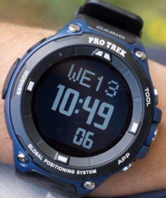 Relojes casio protrek smartwatch