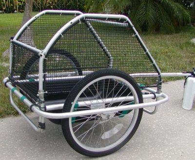 Remolques bicicletas