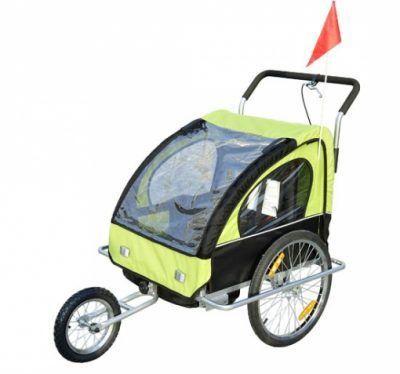 Remolques de bicicletas para niños
