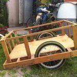 remolques de carga para bicicletas