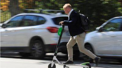 Rodilleras patinetes eléctricos