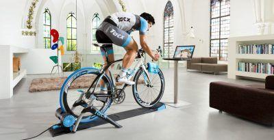 Rodillos simulador para bicicletas