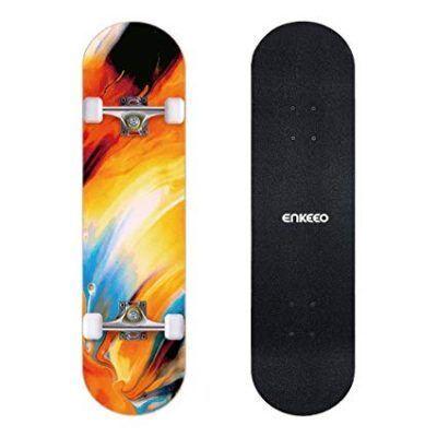 Ropa interior enkeeo de skateboard