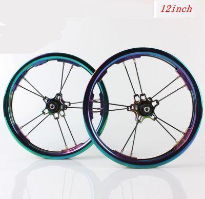 Ruedas bicicletas 12 pulgadas
