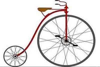 Ruedas bicicletas clasicas