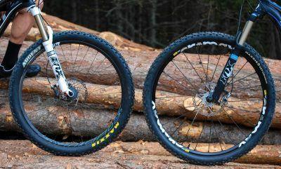 Ruedas de bicicletas de montaña de…