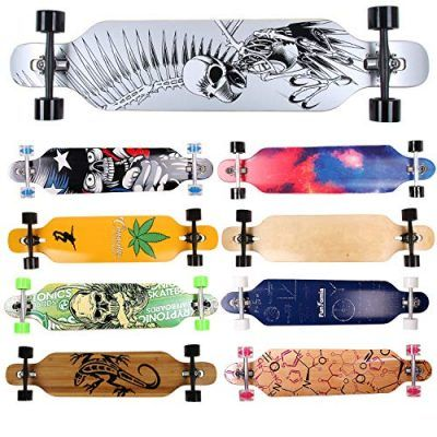 Ruedas funtomia para skateboard
