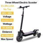 ruedas patinetes eléctricos 125 mm