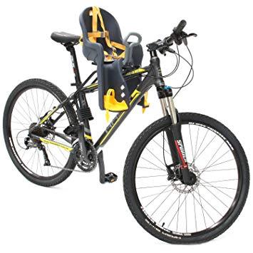 Sillas delantera para bicicletas