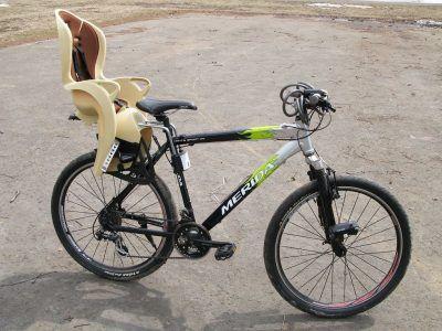 Sillas infantil bicicletas
