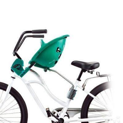 Sillas para bicicletas bebe delantera
