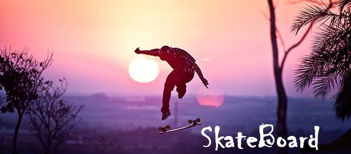 skateboard tienda