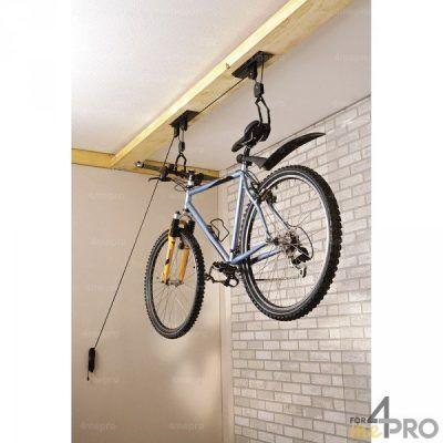 Soportes techo bici