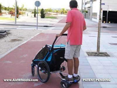 Thule carrito bebe