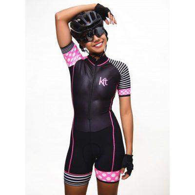 Traje ciclismo mujer