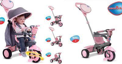 Triciclos bebe niñas