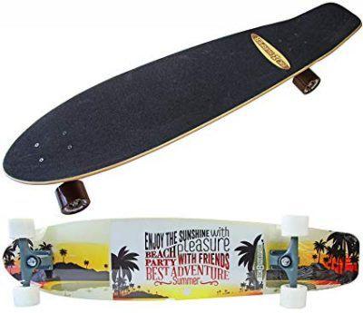 Zapatillas elfmonkey de skateboard