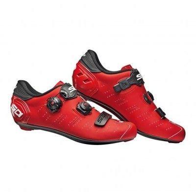 Zapatillas mtb rojas