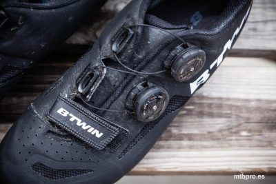 Zapatillas mtb suela carbono